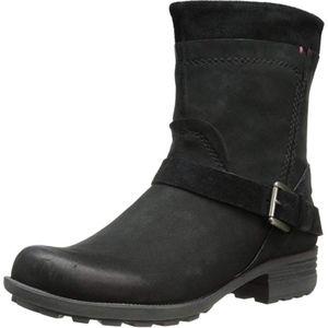Rockport Cobb Hill Blak Chelsea Boot